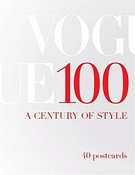 Vogue 100: A Century of Style: 40 Postcards (Postcard Box)