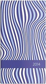 Diář 2014 - kapesní - Napoli čtrnáctidenní - design 04