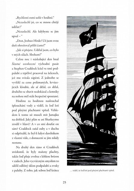 Náhled Kapitán Sharkey