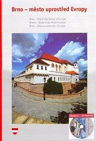 Brno - město uprostřed Evropy + CD