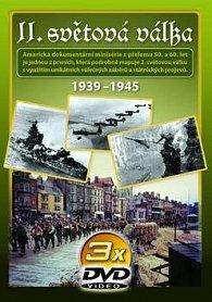 2. světová válka 1939-1945 3 DVD