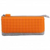 Pixelový Penál Oranžová
