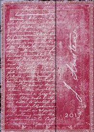 Diář Jane Austen, Persuasion 2017 VSO