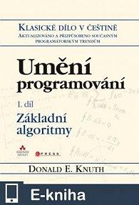 Umění programování (E-KNIHA)