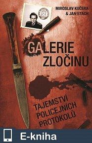 Galerie zločinu II (E-KNIHA)
