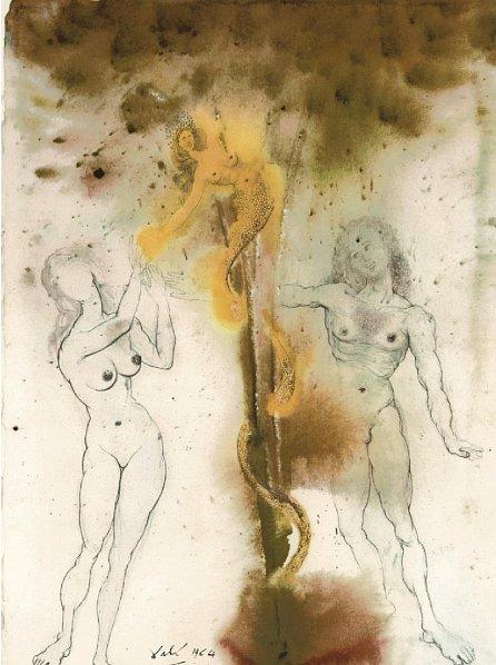 Náhled Salvador Dalí: Ilustrace ze 60. let