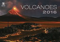 Kalendář nástěnný 2016 - Volcanoes/Exklusive