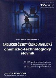 Anglicko-český, česko-anglický chemicko-technologický slovník