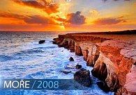 Moře 2008 - nástěnný kalendář