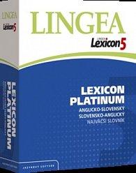 Lexicon5 Platinum anglicko-slovenský slovensko-anglický najväčší slovník