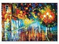 Puzzle Noční ulice 1000 dílků