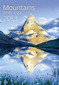 Kalendář nástěnný 2013 - Mountains