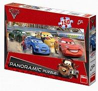 Auta 2 - puzzle Panoramic 150 dílků