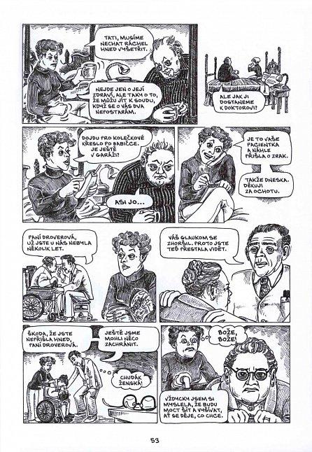Náhled Ráchel a Lars - Obrázkový deník dvojího odcházení