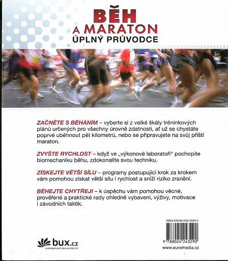 Náhled Běh a maraton – úplný průvodce