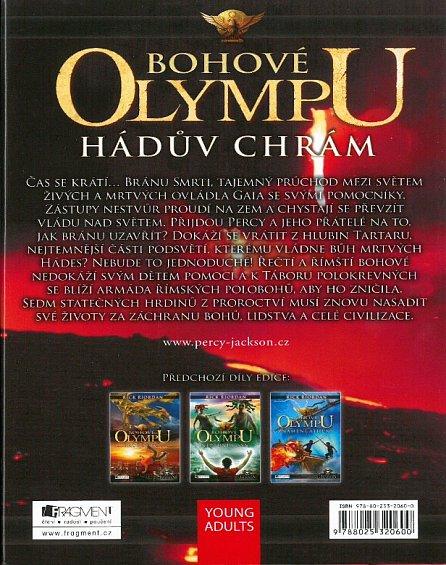 Náhled Bohové Olympu – Hádův chrám
