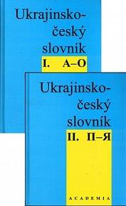 Ukrajinsko-český slovník I.+II.