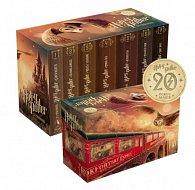 Harry Potter box 1 – 7: 20. výročie vydania (slovenské vydání)