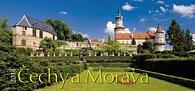 Čechy a Morava - stolní kalendář 2014