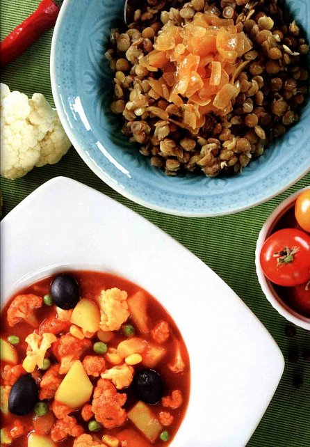 Náhled Fitness brokolice v kuchyni - Veganská kuchařka pro sport a hubnutí
