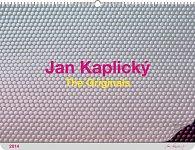 Kalendář 2014 - Jan Kaplický The Originals - nástěnný