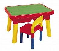 Dětský stolek + židlička