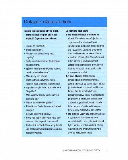 Náhled Džusy: jak hubnout - detoxikovat - zlepšit kondici - zůstat štíhlí a zdraví