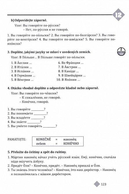 Kniha Rustina Nejen Pro Samouky Klic Cd Irena Camutaliova