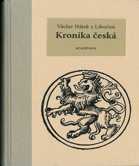 Náhled Kronika česká