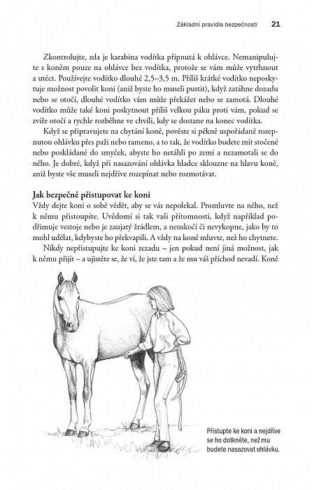 Náhled Výcvik a chov koní - Příručka pro chovatele