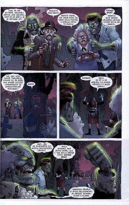 Náhled Deadpool 1 - Mrtví prezidenti