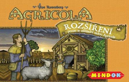 Náhled Agricola: rozšíření 1