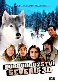 Dobrodružství severu 3D - DVD