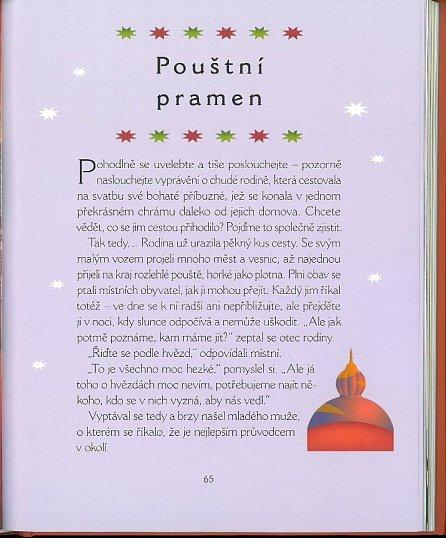 Náhled Buddhovy pohádky na dobrou noc