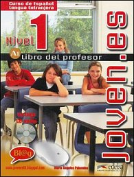 Joven.es 1 Příručka učitele + CD