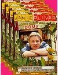 Jamie vaří doma 2. (4 DVD)