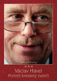 Václav Havel Portrét zvenčí