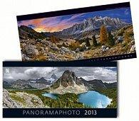 Panoramaphoto - nástěnný kalendář 2013