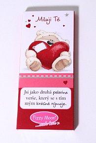 "Čokoláda s Fizzy Moonem ""Miluji Tě"""