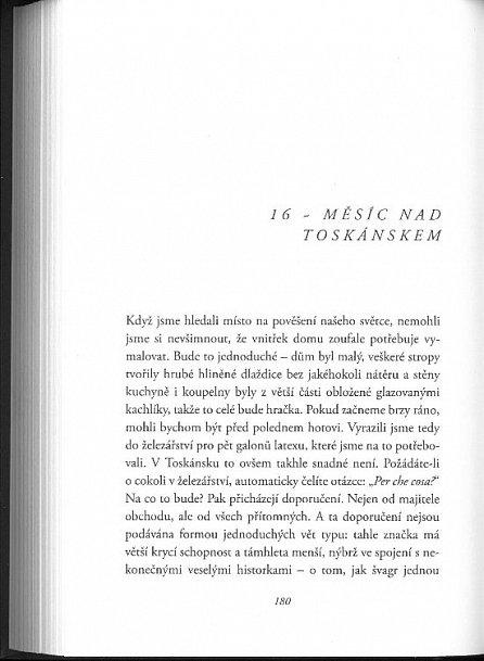 Náhled Toskánské kopce - Nový život ve starém kraji