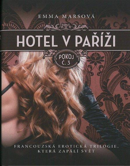 Náhled Hotel v Paříži: pokoj č. 3