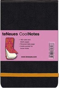 Zápisník CoolNotes Black/Victorian Pattern, Flip Pad