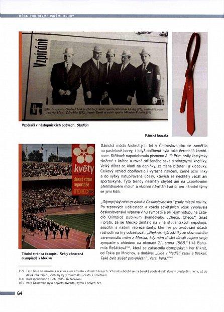 Náhled Móda pod olympijskými kruhy - Nástupové oblečení od Athén až po Rio