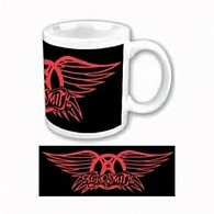 Hrnek - Aerosmith/red logo