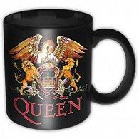 Hrnek keramický - Queen/Classic Crest