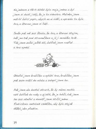 Náhled Deník malého poseroutky- Ponorková nemoc