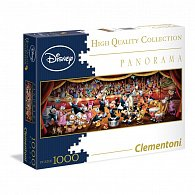 Puzzle Disney Panorama 1000 dílků Disney Classic