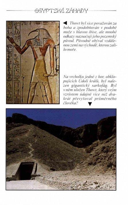 Náhled Egyptské záhady
