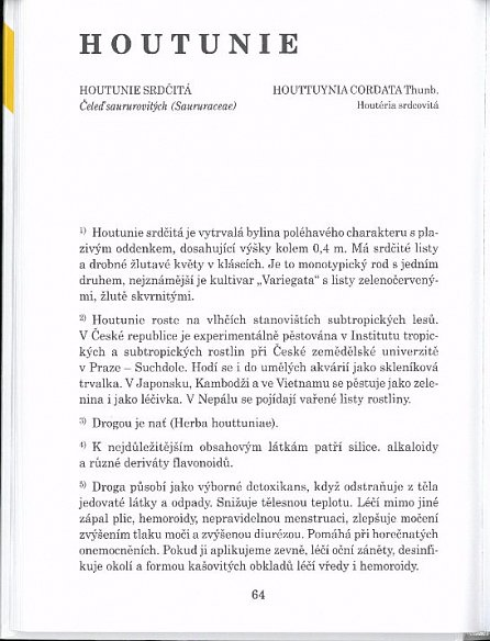 Náhled Herbář léčivých rostlin 6 - Doplněk