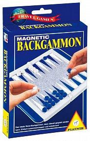 BACKGAMMON - cestovní magnetická hra